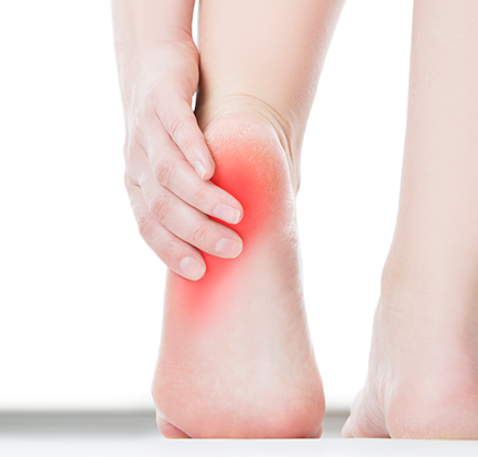 Heel Pain Treatment | Shockwave Therapy
